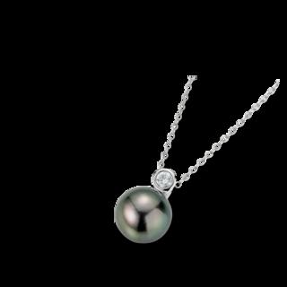 Gellner Halskette mit Anhänger H2O 5-22007-17