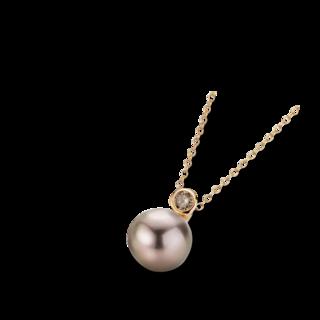 Gellner Halskette mit Anhänger H2O 5-22007-32