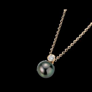 Gellner Halskette mit Anhänger H2O 5-22020-13