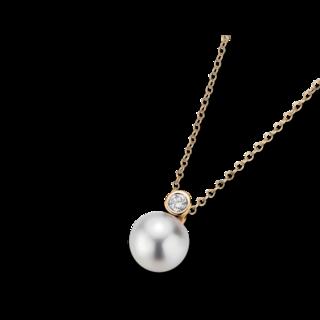 Gellner Halskette mit Anhänger H2O 5-22020-15