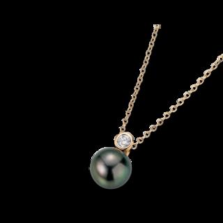 Gellner Halskette mit Anhänger H2O 5-22020-37