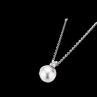 Gellner Halskette mit Anhänger H2O 5-22021-15