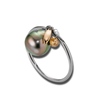 Gellner Ring Pearl Style 2-81327-01