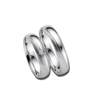 Gerstner Trauring Pearl Style 20704/4.5