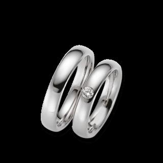 Gerstner Trauring Pearl Style 26199/4.5