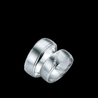 Gerstner Trauring Pearl Style 28115/7