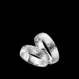 Gerstner Trauring Pearl Style 28672/6