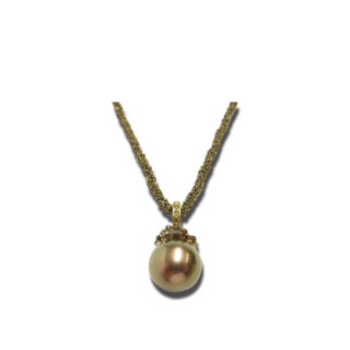 Gellner Halskette mit Anhänger Rendezvous 5-23499-04