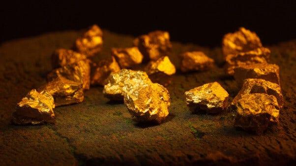 Geschichte des Goldes - Gold-Ratgeber von Brogle