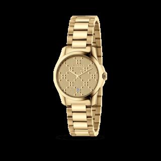 Gucci Damenuhr G-Timeless Quarz 27mm YA126553