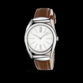 Gucci Damenuhr Horsebit medium YA140401