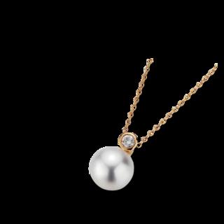 Gellner Halskette mit Anhänger H2O 5-22007-25