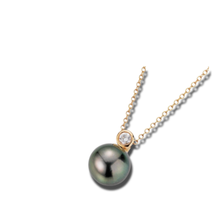 Gellner Halskette mit Anhänger H2O 5-22007-31