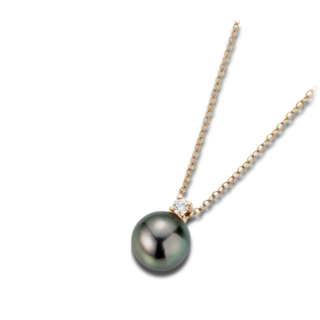 Gellner Halskette mit Anhänger H2O 5-22019-13