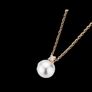 Gellner Halskette mit Anhänger H2O 5-22019-15