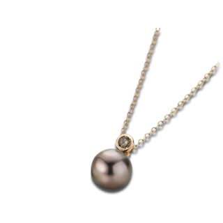 Gellner Halskette mit Anhänger H2O 5-22020-14