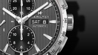 Hamilton Broadway Automatik Chronograph 43mm