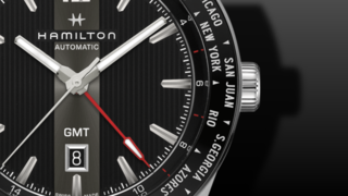 Hamilton Broadway Automatik GMT 46mm