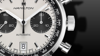 Hamilton Intra-Matic Auto Chrono 40mm