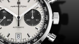Hamilton Intra-Matic Auto Chrono 40mm