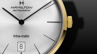 Hamilton Intra-Matic Automatik 38mm