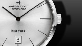 Hamilton Intra-Matic Automatik 38mm