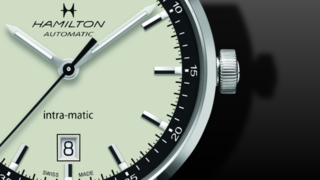 Hamilton Intra-Matic Automatik 40mm
