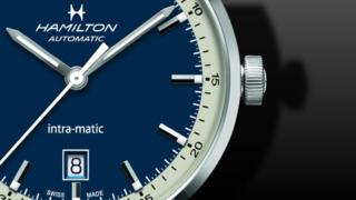 Hamilton Intra-Matic Automatik 40mm