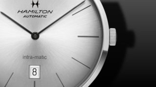 Hamilton Intra-Matic Automatik 42mm