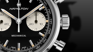 Hamilton Intra-Matic Chrono H 40mm