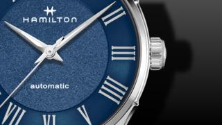 Hamilton Jazzmaster Auto 40mm