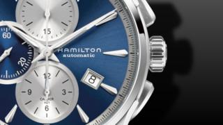 Hamilton Jazzmaster Auto Chrono 3-Zähler 42mm
