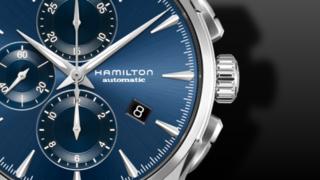 Hamilton Jazzmaster Auto Chrono 42mm