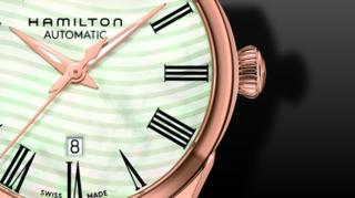 Hamilton Jazzmaster Lady Automatik 30mm