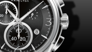 Hamilton Jazzmaster Quarz Chronograph 42mm