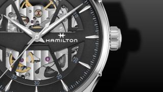 Hamilton Jazzmaster Skeleton Automatik 40mm