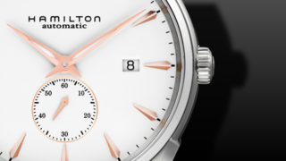 Hamilton Jazzmaster Small Second 43mm