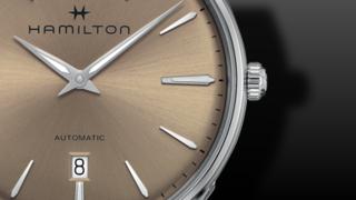 Hamilton Jazzmaster Thinline Automatik 40mm