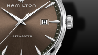 Hamilton Jazzmaster Thinline Quarz 40mm