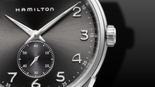 Hamilton Jazzmaster Thinline Small Second Quarz 40mm