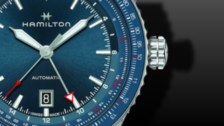 Hamilton Khaki Aviation GMT Auto 44mm