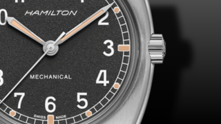 Hamilton Khaki Aviation Pilot Pioneer Mechanical