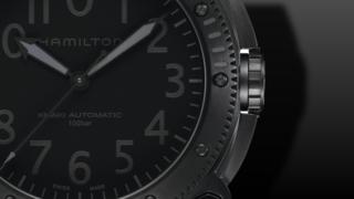 Hamilton Khaki Belowzero Titanium Auto 46mm