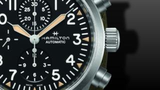 Hamilton Khaki Field Automatik 44mm