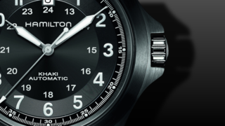 Hamilton Khaki King Automatik 40mm