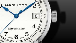 Hamilton Khaki Navy Pioneer Automatik 36mm