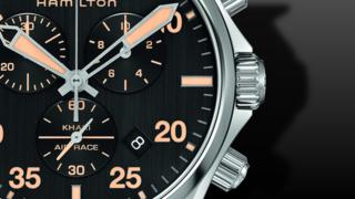 Hamilton Khaki Pilot Chrono Quarz 44mm