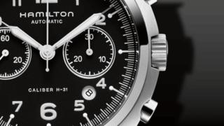 Hamilton Khaki Pilot Pioneer Chrono Auto 41mm