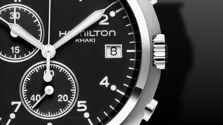 Hamilton Khaki Pilot Pioneer Chrono Quarz 41mm