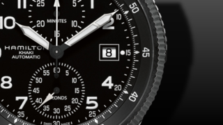 Hamilton Khaki Takeoff Auto Chrono 46mm